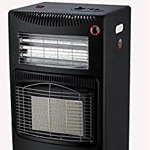 Powerful and Instant radiant heat