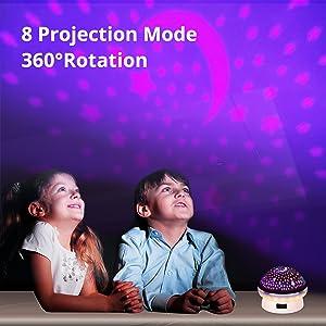 starry light projector