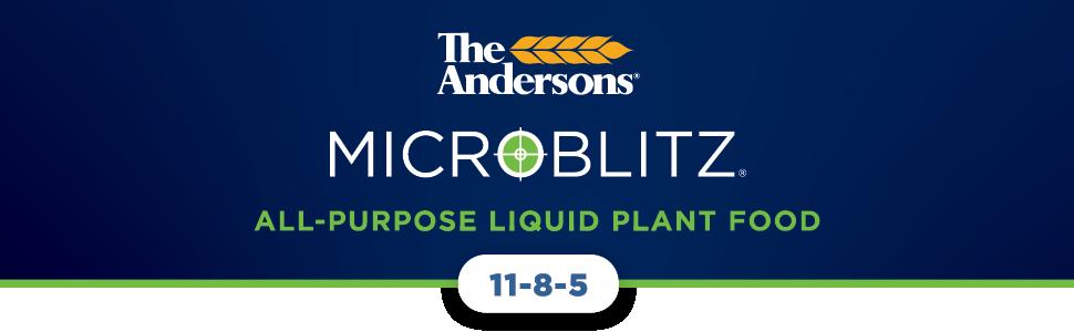 MicroBlitz All-Purpose Liquid Plant Food