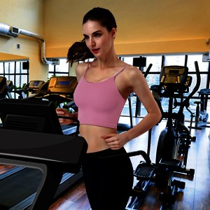 Workout Running Half Shirts Yoga Top