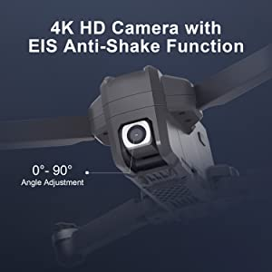 4K Camera drone