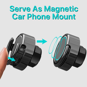 pop it car mount