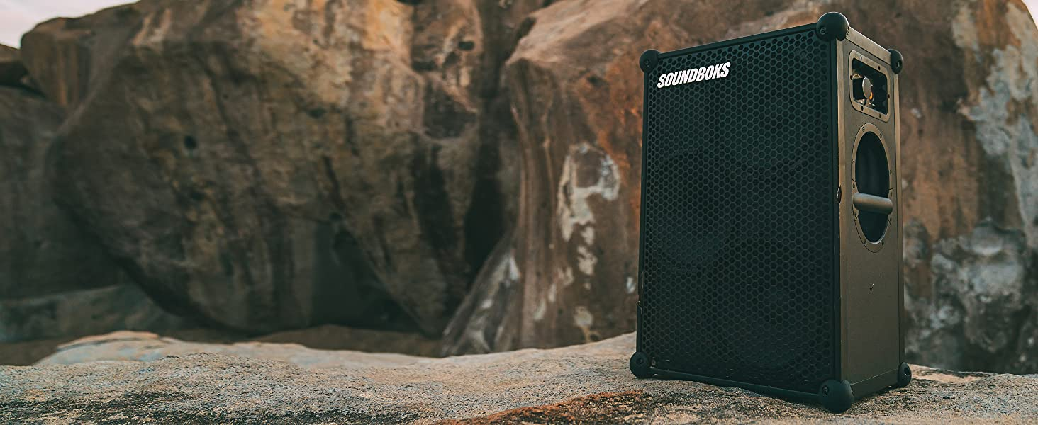 soundboks, soundboks 3, new soundboks, soundboks bluetooth speaker, loud bluetooth speaker