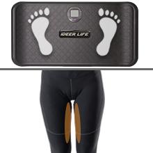 Mini Fitness Stepper Sliding Stepper Machine, Mini Exercise Bike Fitness Slider