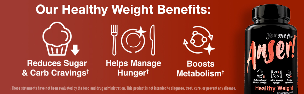 Anser Healthy Weight Benefits