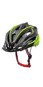 Casque de vélo VTT Ultra léger, Casque de vélo de Route, Cyclisme,Montagne, Unisex Hommes Femmes