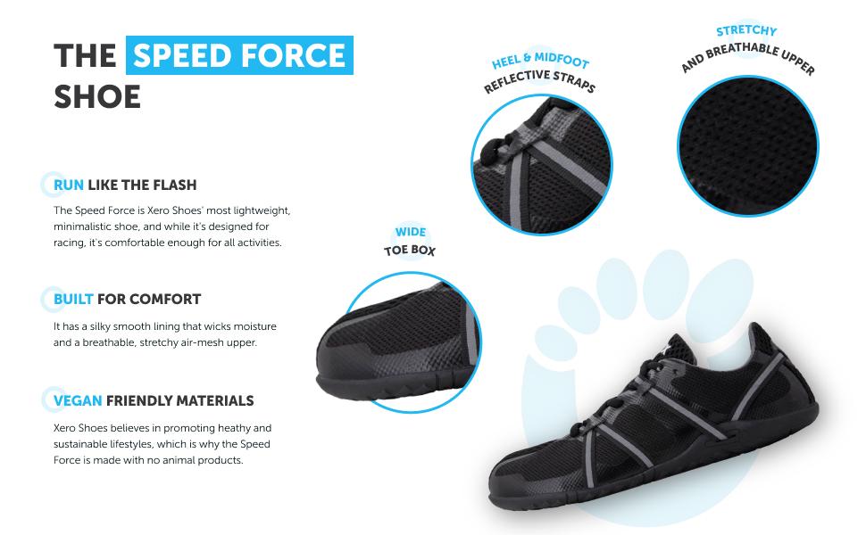 built for comfort speed enforced shoes vegan friendly