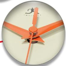 midcentury clock mid century clocks infinity instruments wall clock mid century modern