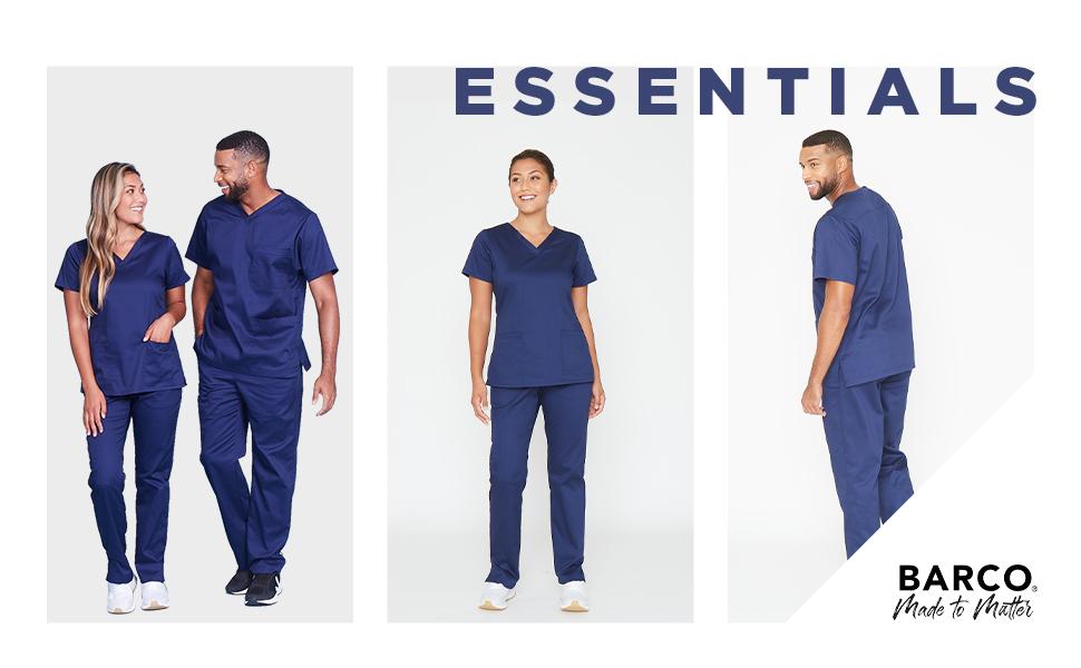 Barco Essentials, Unison Set, Valor Warm Up, Omni Set