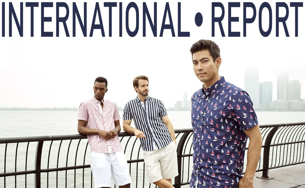 International Report lifestyle image