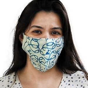 Women facemask