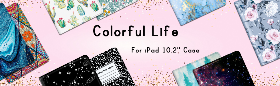 ANERIMST iPad 7th Generation Case