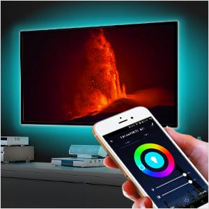 app remote control strip light