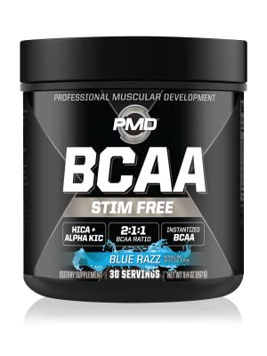 PMD Sports Recovery formula with BCAA's and added glutamine