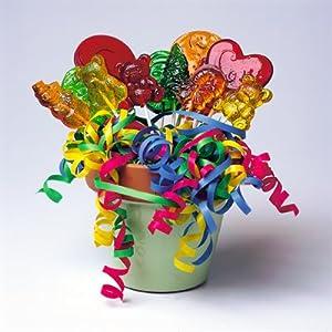 easy hard candy lollipop recipe