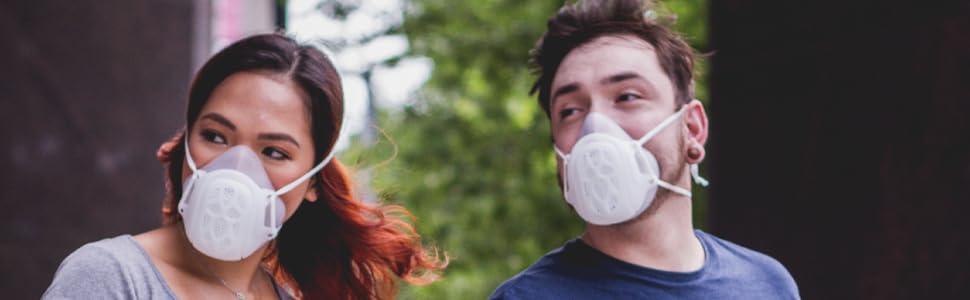 Gill Mask, Face Mask, Respirator Mask, dust mask, respirators, medical, plastic, silicone