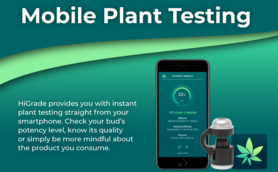 mobile plant testing