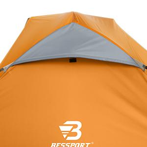 Randonn/ée Camping Bessport Camping Tente 2 Personnes Imperm/éable Tente Ultra L/ég/ère 4 Saison Facile /à Installer Tentes D/ôme Double Couche Tente Ventil/ée pour Pique-Nique