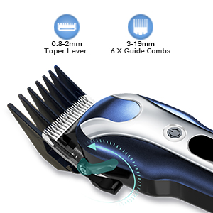 electric hair clippers for men