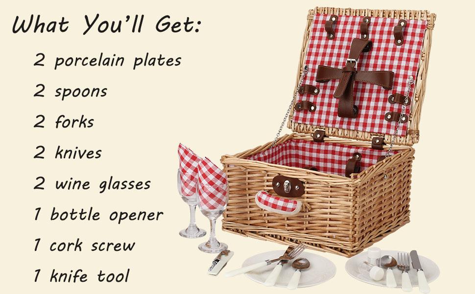 s Picnic Basket, Smaller Picnic Basket, Camping, Hiking, Basket, Vintage home Decor,  Surprise Him at work With Lunch  :