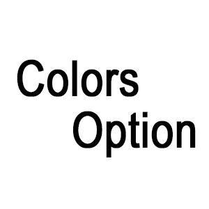 colors option