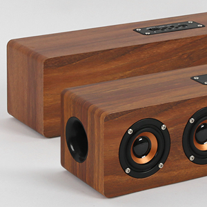 Rich sound speaker unit