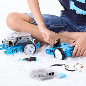 DIY robotic toy for kids gift