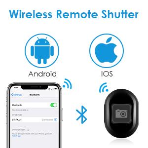 Remote Control Shutter