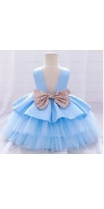 Birthday Party Dresses Toddler Wedding Gown Dress
