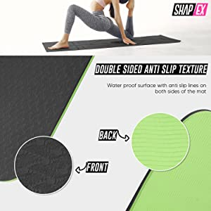 workout pads for floor