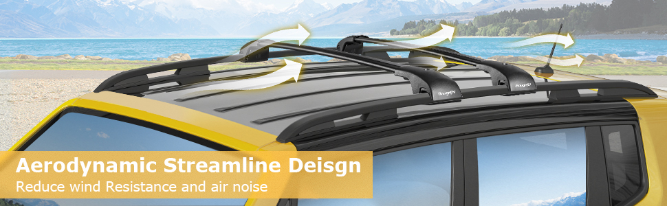 Aerodynamic Streamline Design
