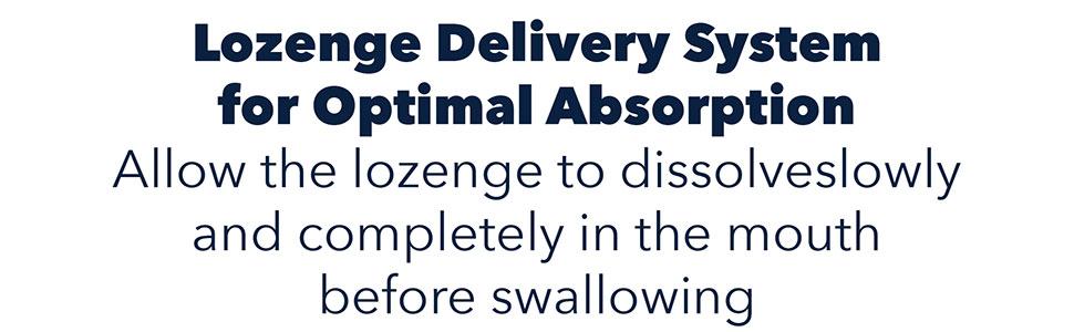 Lozenge Delivery