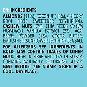 Vanilla Ingredients