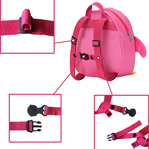 The bag is made of refined polyester lining and nylon fabric