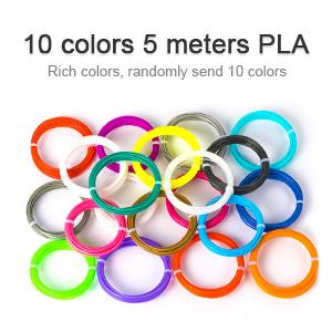 10 Multiple Colors
