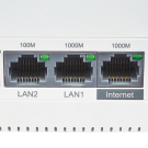 Mesh Wireless Ethernet Ports