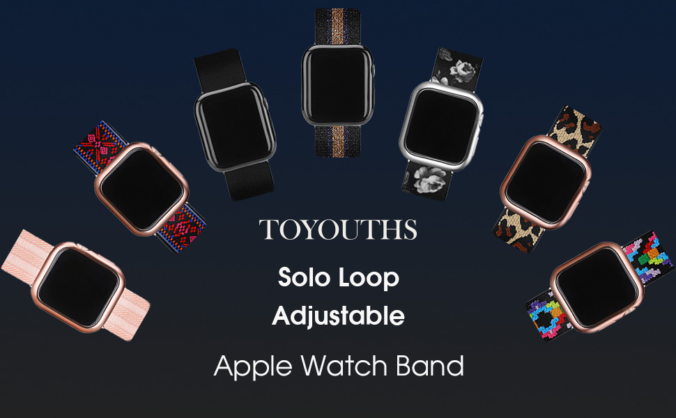 solo loop apple watch band