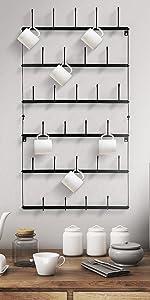 mug rack holder