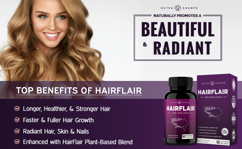 hair skin and nails supplement