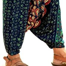 Mandala Unisex Harem Pants