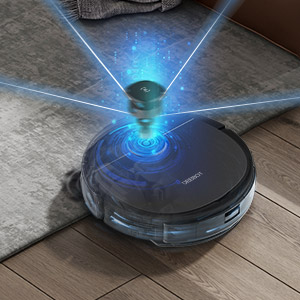 ECOVACS ASPIRATEUR ROBOT