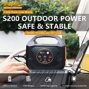S200 OUTDOOR POWER