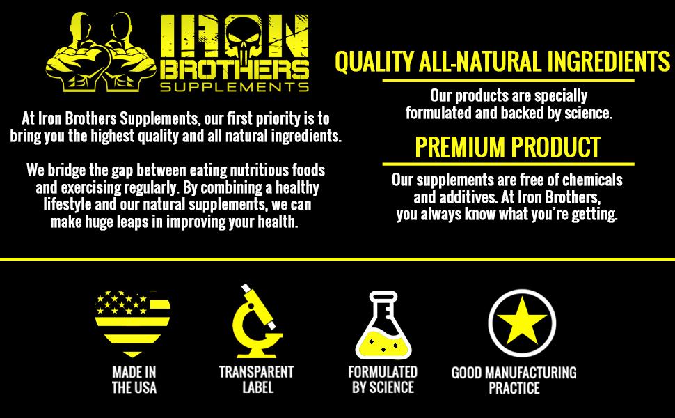 iron brothers