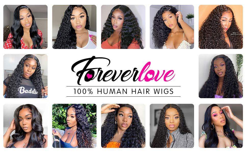 Foreverlove wig