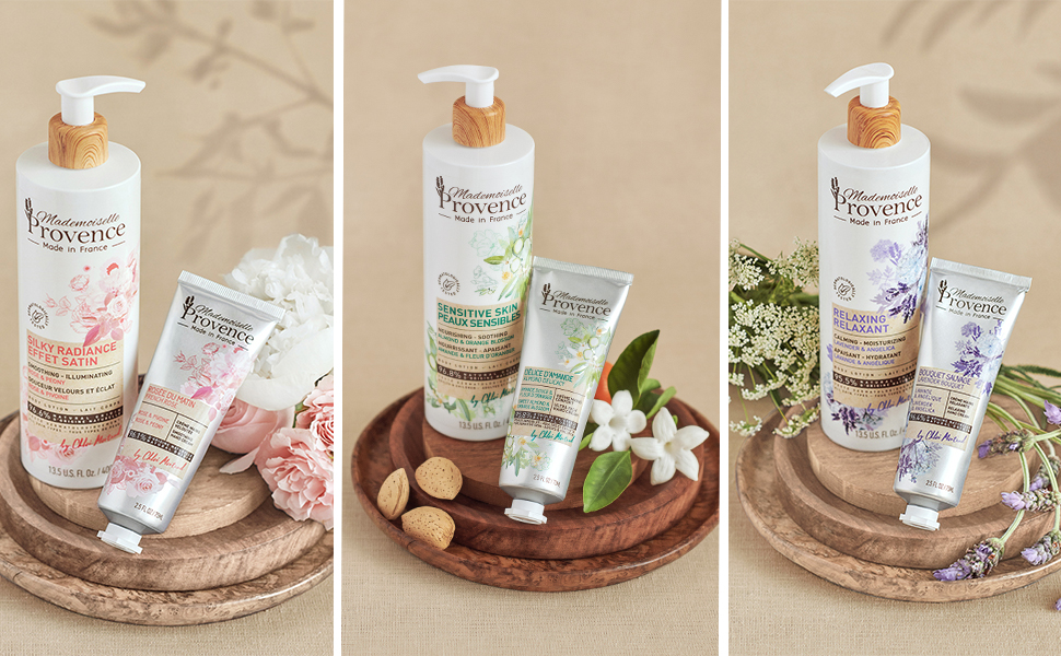 luxury French natural skincare organic body cream rose scented lotion peony creams cruelty free best