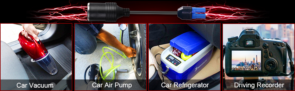 EC5 Cigarette Lighter, car jump starter, car battery jump starter, portable jump starter