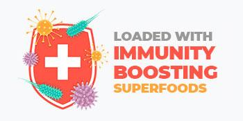 Immunity, Immune, Superfoods