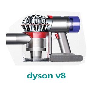 Dtk Batería de Repuesto 21.6V 3000mAh para Dyson V8 Absolute Cord ...
