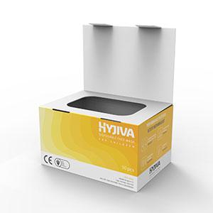 3-ply mask dispenser box
