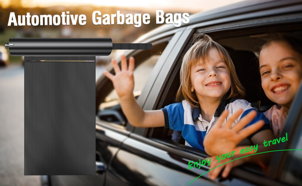 Automotive Garbage Bags